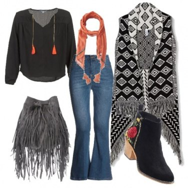 Outfit Gipsy con stile