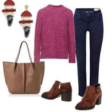 Outfit Basic #318
