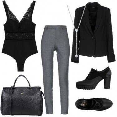 Outfit Il body