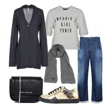 Outfit Solo Armani tutto in saldo