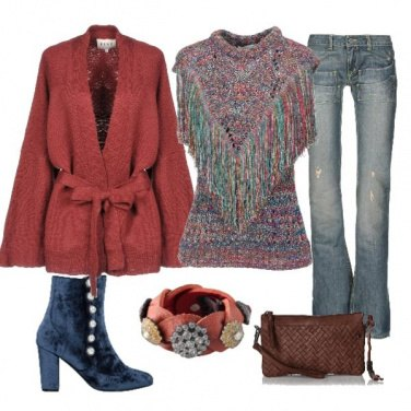 Outfit Urban manouche