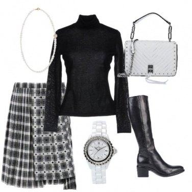 Outfit L\'elegante Scozia