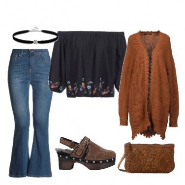 Outfit Urban boho #5