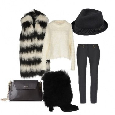 Outfit A spasso d inverno