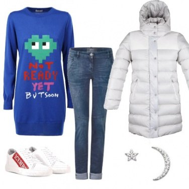 Outfit Appuntamento in piazza