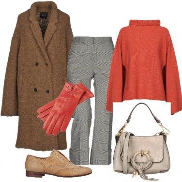 Outfit Una nota di colore