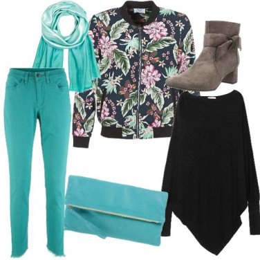 Outfit Basic #357