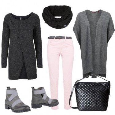 Outfit Per le giornate meno fredde