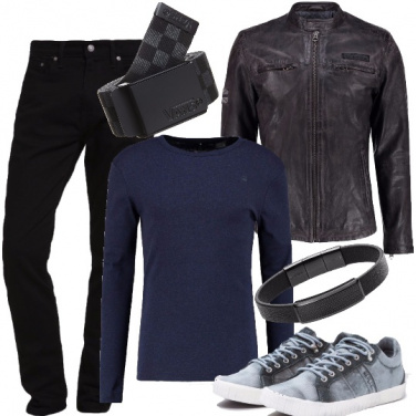 Outfit Rock in tre colori