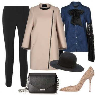 Outfit Aperitivo milanese