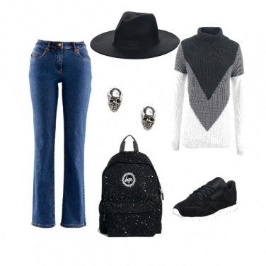 Outfit Rock \'n snow