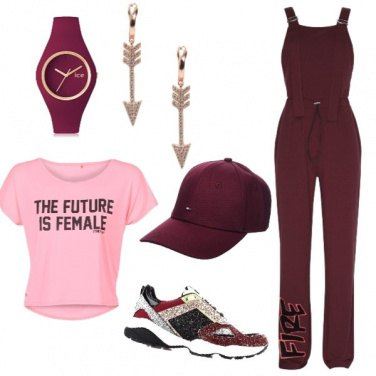 Outfit Sneakers cool