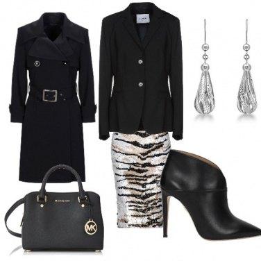 Outfit Chic al lavoro