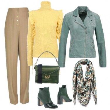 Outfit Colori diversi