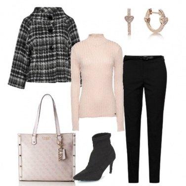 Outfit Un tocco Bon Ton ogni giorno
