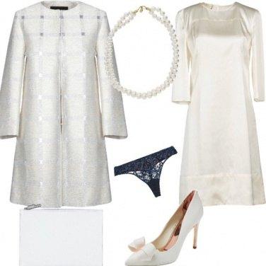 Outfit Nuovo, usato, blu:la Sposa