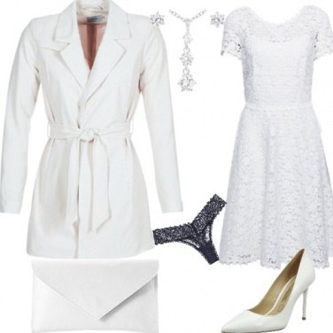 Outfit Low-cost:la Sposa