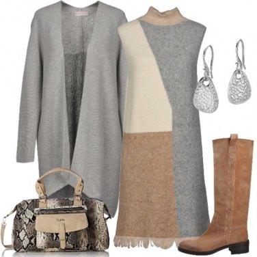 Outfit A spasso per i saldi