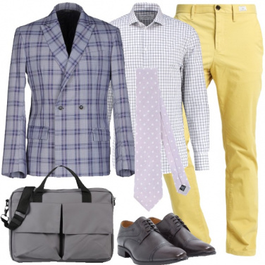 Outfit Lunedì con energia