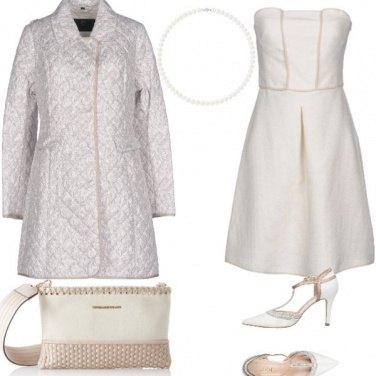 Outfit Testimone di nozze