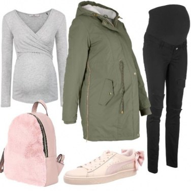 Outfit Look premaman