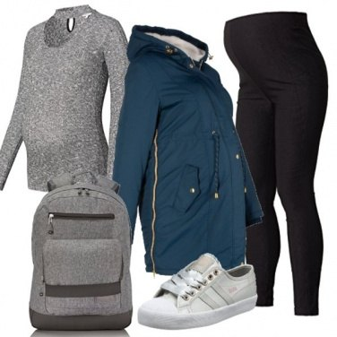 Outfit Mamma sportiva
