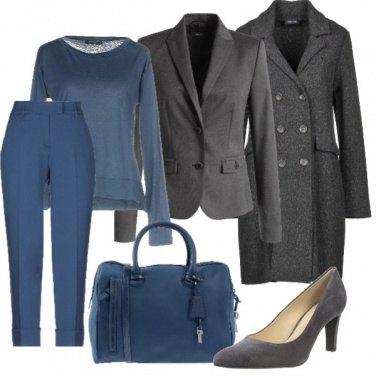 Outfit Lunedi in ufficio