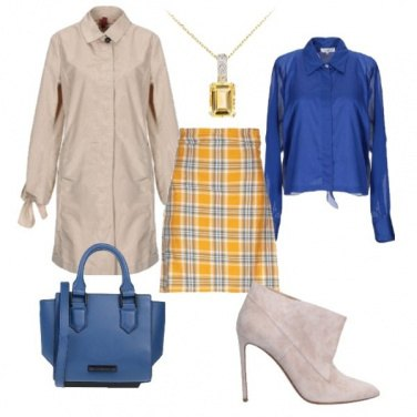 Outfit Quadri