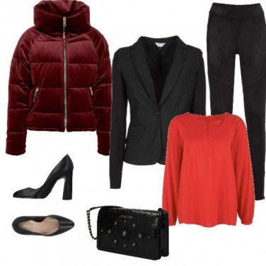 Outfit Urban #234