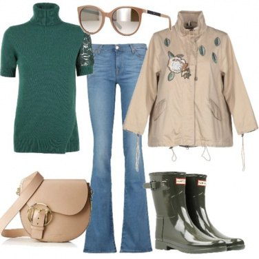 Outfit Se piove