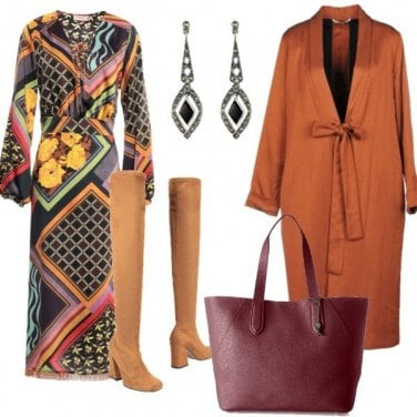 Outfit Etnico #77