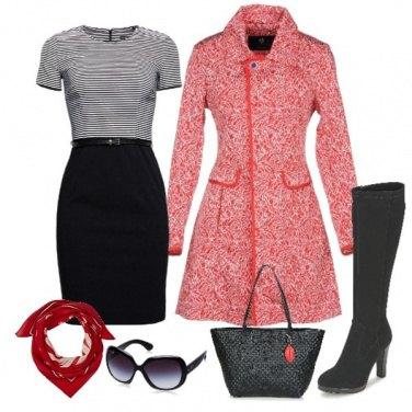 Outfit Ritorno in ufficio