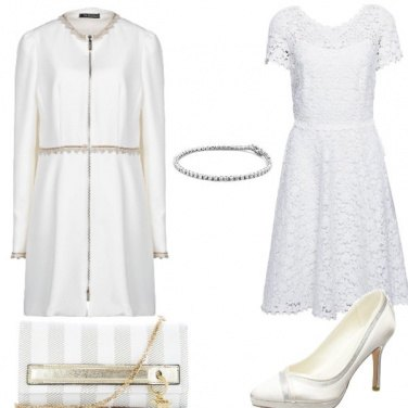 Outfit Sposa Luminosa