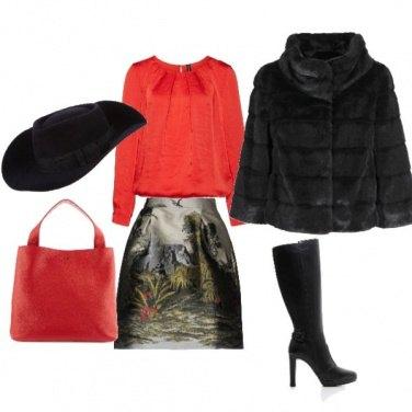 Outfit Alternative eleganti