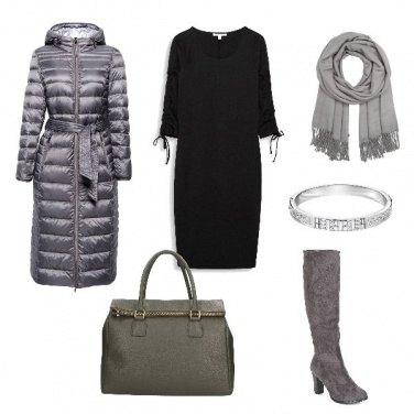 Outfit Lavoro al freddo