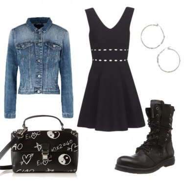 Outfit Urban #255
