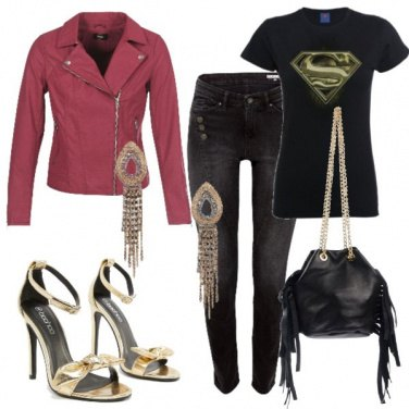Outfit Rock #54