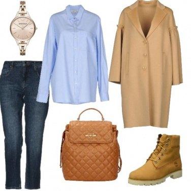 Outfit Veloce e semplice