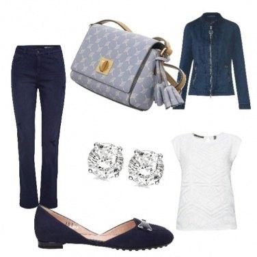 Outfit Passeggiando tra i saldi