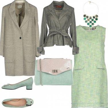 Outfit Il paltò vecchia maniera