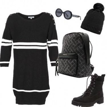 Outfit City style