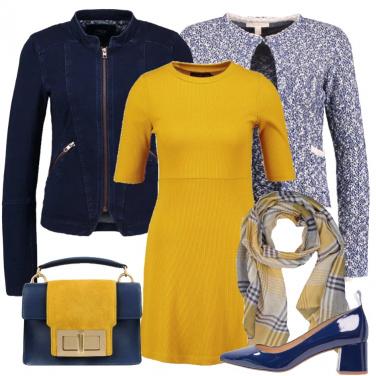 Outfit Bon ton moderno