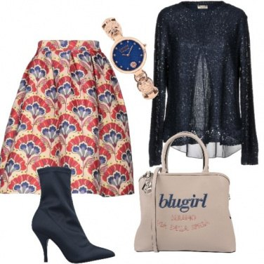 Outfit Blugirl
