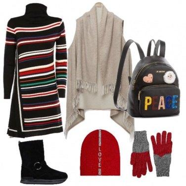 Outfit Pomeriggio sulla neve #2