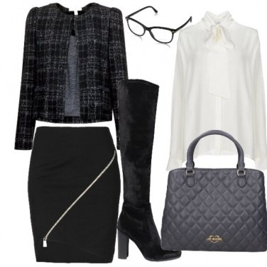 Outfit Tailleur