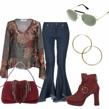 Outfit Tipico outfit anni70