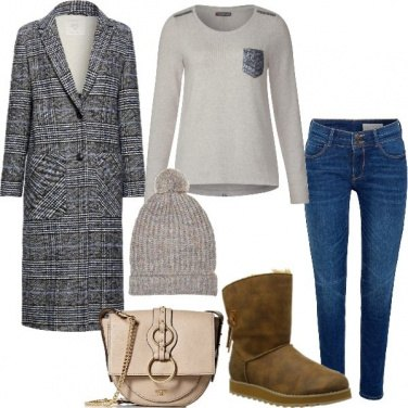 Outfit Il cappotto lungo
