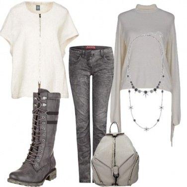 Outfit A passo svelto