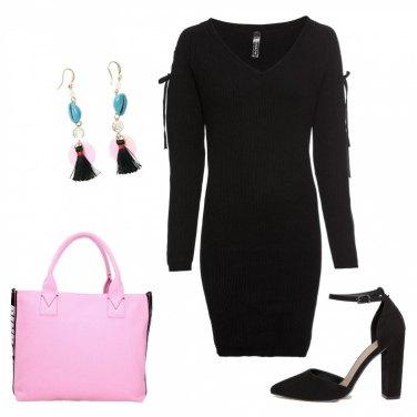 Outfit Quasi nero