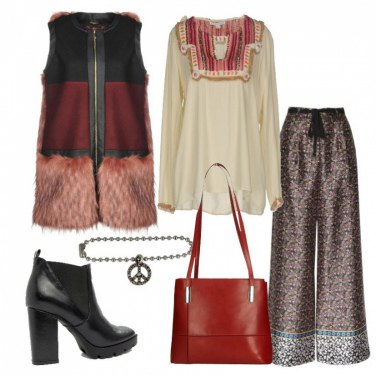 Outfit In stile \'70